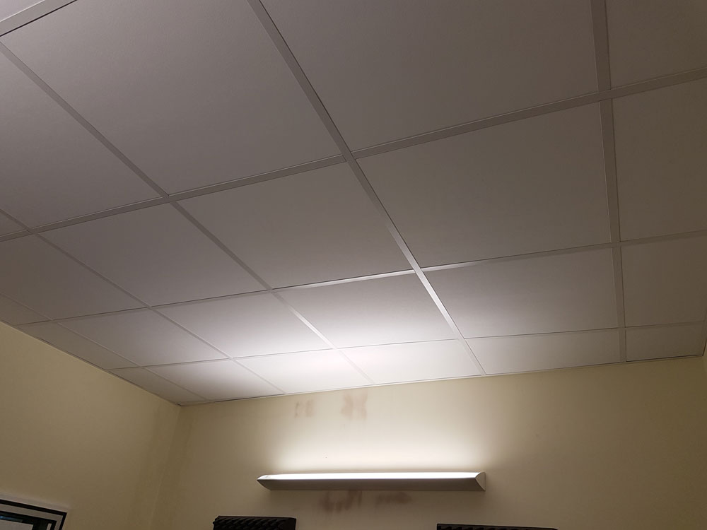 George Abbott School Recording Room Surrey Ceilings