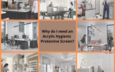 Why do I need an Acrylic Hygienic Protective Screen?
