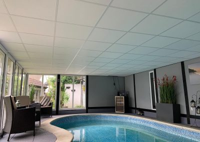 Swimming / Plant room Suspended Ceilings after 1