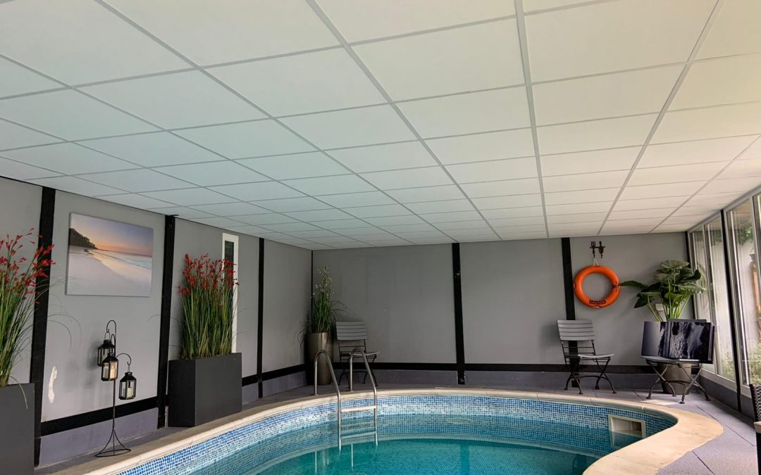 Swimming / Plant room Suspended Ceilings