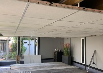 Swimming / Plant room Suspended Ceilings during